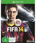 FIFA 2014 for Xbox One $1 C&C or + $0.99 Delivered @ JB Hi-Fi