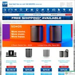 10% of All Sonos Products at Videopro