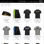 Hylete Gym Gear Clearance (Mens & Womens)