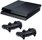 PS4 500GB + Extra Dualshock 4 Controller $429 - Target