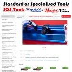 T&E Tools 10% off (over 14,000 Tools in Stock) @ SOS Tools