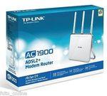 TP-Link Archer D9 AC1900 Wireless DualBand Gigabit ADSL2+ Modem Router (Aus Stock) $196.00 @ Futu Online