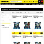 Lego Dimensions Fun Packs Reduced at JB Hi-Fi - $10, $12, $13, $15