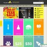 $10 off ($10 Minimum Spend) + $7.99 Shipping @ Yellow Octopus