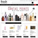 20% off at Fresh Fragrances & Cosmetics [AMEX]