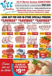 Dodoni Feta at $19.99 Per Kg  / Chicken Breasts Fillet - $30 for 5Kg + More Specials @ YCC Poultry (Bankstown NSW) -Pick Up Only