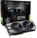 EVGA GeForce GTX 1070 FTW GAMING 8GB ACX 3.0 Graphics Card USD$463.36/ ~AUD$632 Delivered from Amazon
