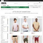ASOS Black Friday Warm up: up to 50% off for Summer Gear