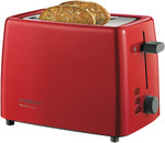 Kambrook Red Wide Slot 2 Slice Toaster $10 @ The Good Guys