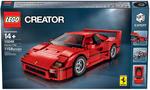 LEGO Creator Expert Ferrari F40 10248 - 20% off - $103.96 @ Myer (Free Delivery)