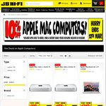 10% off Apple Mac @ JB Hi-Fi and The Good Guys