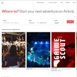 Airbnb - Spend $250 SGD or More and Get $70 SGD off