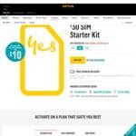 Optus Prepaid Mobile $30 Sim - $10