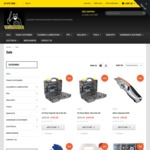 Up to 30% off @ Wolfchester (Automotive Cleaners, Tools, Lubrication, Nuts & Bolts etc)