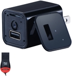 HD 1080P Spy Camera USB Wall Charger US Plug AU $23 (US $17.99) Delivered @Tmart.com