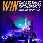Win a D.Va 'GG' Custom Gaming PC Worth Over $2,500 from Mwave