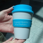Free Coffee Cup (KeepCup Style) @ Pacific Fair Qld