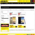 Samsung Galaxy Note 8 (64GB) - $999 @ JB Hi-Fi