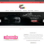 25% off  Custom-Made Novelty Number Plates + Free Shipping from $33.75 (Was $53.50) @ Pimp My Plates