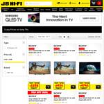 "20% off Selected Sony TVs - 75"" X9400E $5198, 75"" X8500E $3598 + More @ JB Hi-Fi"