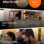 [NSW] BOGOF Coffee Via Hey You App Billy's on York, Sydney CBD
