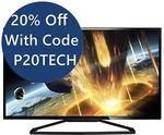 "Philips BDM3201FD 32"" LED Gaming Monitor (FHD IPS, 1080P, 16:9, HDMI, DVI Speaker) $239.20 Delivered @ Futu Online eBay"