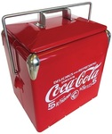 Red Coke Cooler Box - $109.95 with Free Delivery @ Kidscollections