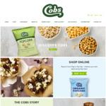 [QLD] Free Cobs Natural Popcorn (Queen St Mall, Brisbane)
