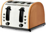 Russell Hobbs Copper Toaster & Kettle Vintage Collection in-Store, $24.50 Each (Was $49-$99) @ Big W