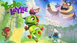 Nintendo Switch Yooka-Laylee $45 (25% off) Nintendo Switch eShop