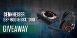 Win a Sennheiser GSP 600 & GSX 1000 from Beat