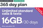 Kogan Mobile Buy 1 Get 1 Free 365 Day Prepaid Plans - 17GB Data $399.90 ($16.66/User/Month) | 32GB Data $529.90