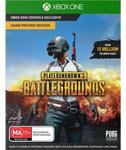 [Xbox One] PUBG: PlayerUnknown's Battlegrounds $24 or Buy 2 Games for $40 (Free C&C or + Delivery) @ JB Hi-Fi