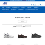 New Balance 624 Shoes $69.95 (RRP $129.95) C&C or + Delivery @ Jim Kidd Sports