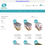 Hills Science Diet Cat Food - 2x 12 Packs for $20.88 + Delivery (Free with $49+ Orders to Metro Areas) @ Net To Pet