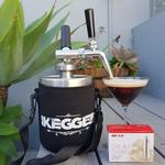 Mini Cold Brew Coffee Keg - Nitro Coffee and Cocktails on Tap $149 (Was $208.50) Delivered @ iKegger