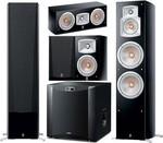 YAMAHA NS-555 (5.1) Speaker Package $1499 (RRP $2999) @ WestCoast HiFi