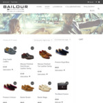 Men's Formal Shoes & Accessories - Stock Clearance Sale Store Wide up to 80% off + Free Shipping within Australia @ Bailour