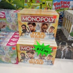 [VIC] Star Wars Han Solo Monopoly $12.99 @ Mr Toys Toyworld, Greensborough and Ringwood