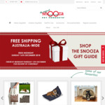 Free Shipping @ Snooza Pet Products