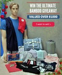 Win a Towel/Clothing/Bedding/etc Prize Pack Worth Over $1,000 from Bamboo Village