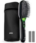 Braun Satin Hair 7 IONTEC Hair Brush - $13 (+ Delivery or Free C&C) @ Harvey Norman