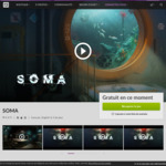 Giveaway (DRM-FREE) PC Game: Soma @ GOG