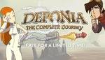 [Steam Key] Deponia: The Complete Journey FREE for Humble Bundle Newsletter Subscribers (Normally $42.23)