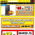 iPhone XR 256GB  $99/mth Unlimited Talk/Text 80GB Data (24 mth Telstra Contract, Port from Other Provider) @ JB Hi-Fi (in-store)