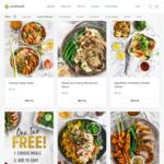 2 Free Meals (Minimum $49 Spend) @ Youfoodz