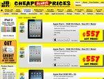 JB Hi-Fi Apple iPad 2 New Price - Save $12- $52