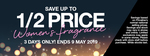 Up to 60% off Women's Fragrances (e.g Burberry Black 30ml $44, Tommy Girl $50) @ Priceline in-Store and Online