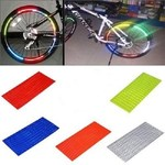 Bicycle Reflective Safety Sticker $1.50 Delivered @ Shop Notch