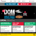 Buy 1 New Yorker/Traditional/Premium Pizza & Get 1 Value/Traditional Free @ Domino's